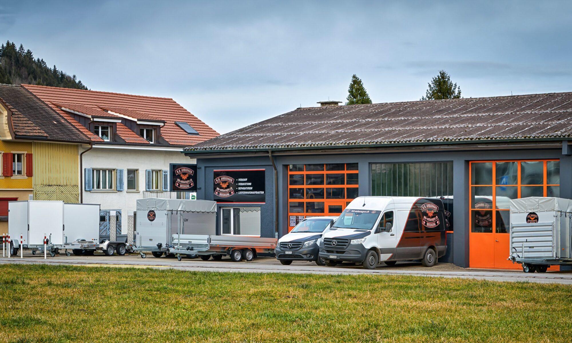 M.B. Anhänger GmbH